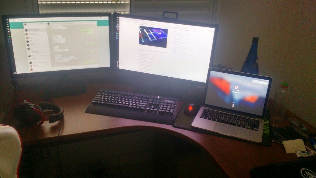 Are 3 monitors enough?
