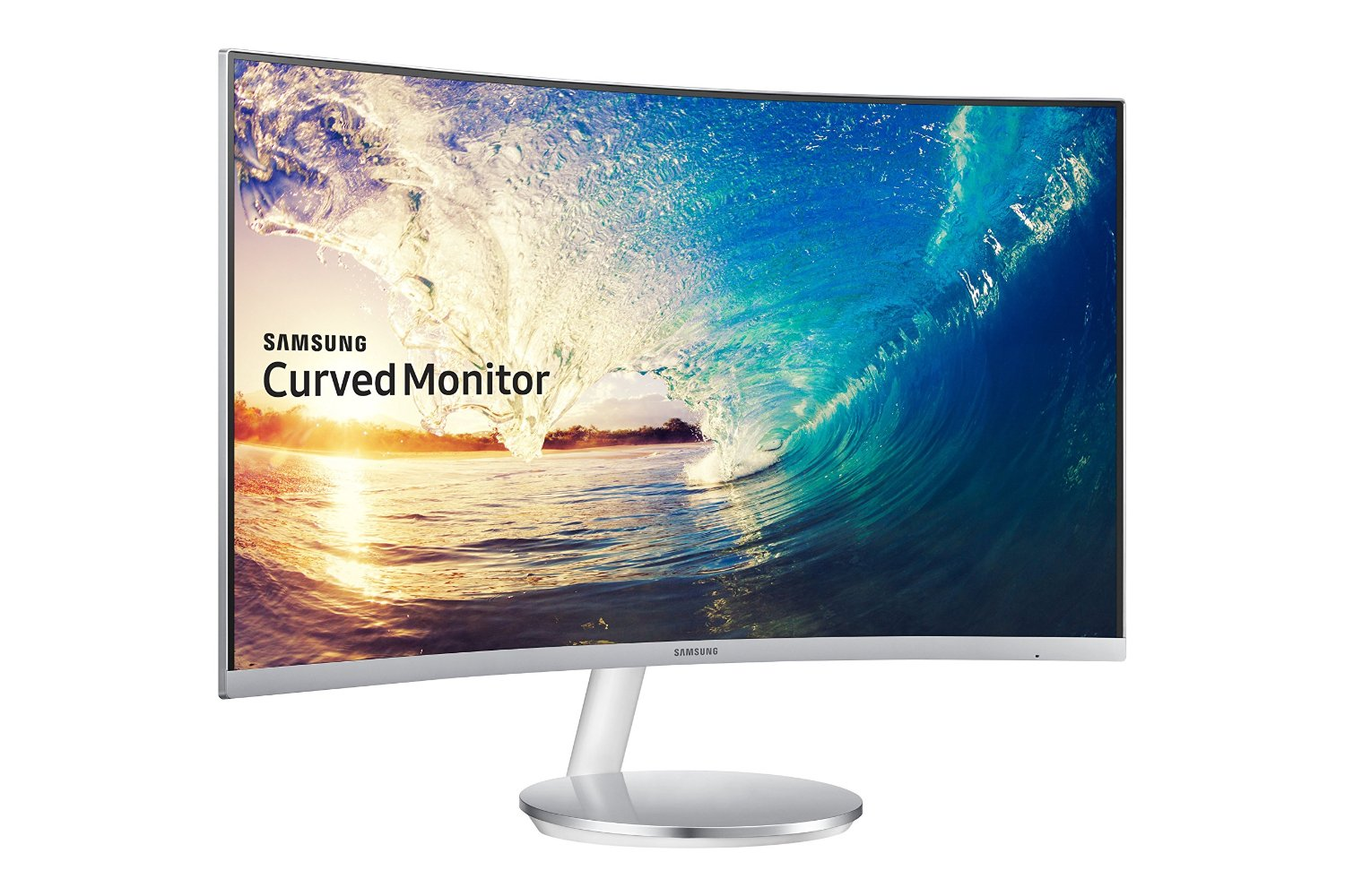 Samsung CF591 Series Curved 27-Inch FHD Monitor